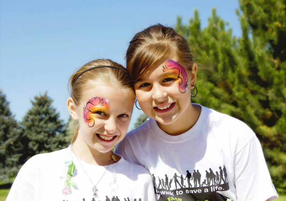 FARE Walk for Food Allergy in Salt Lake City next Saturday!