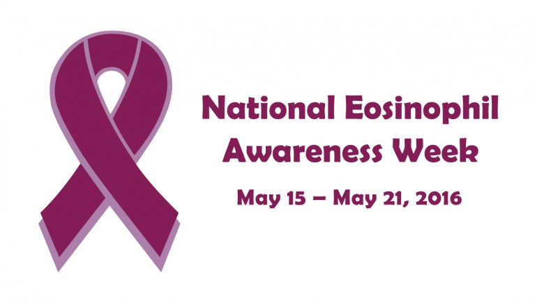 APFED appoints UFAN a National Eosinophil Awareness Week Partner